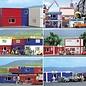 Busch Busch 1031 Container-Set (Spur H0)