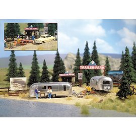 Busch Busch 1054 Trailer Park (Spur H0)