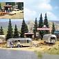 Busch Busch 1054 Trailer Park (Schaal H0)