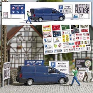 Busch Busch 7912 Actieset: Het transport (Schaal H0)