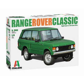 Italeri Italeri 3644 Range Rover Classic (Schaal 1:24)