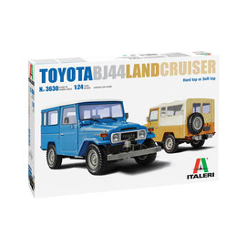 Italeri Italeri 3630 Toyota BJ44 Land Cruiser (Maßstab 1: 24)