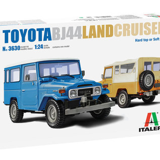 Italeri Italeri 3630 Toyota BJ44 Land Cruiser (Schaal 1:24)