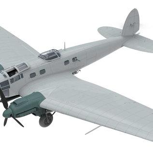 Airfix Airfix 07007B Motörhead Heinkel He111H-6 (Schaal 1:72)