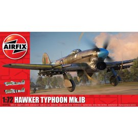 Airfix Airfix A02041A Hawker Typhoon Mk.IB (Schaal 1:72)
