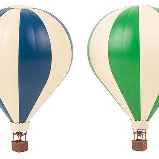 Faller Faller 239006  2 heteluchtballonnen (Schaal N)