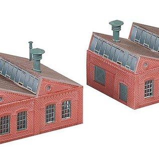 Faller Faller 222203  2 Fabriekshallen (Schaal N)