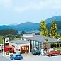 Faller Faller 232219  BP tankstation (Schaal N)