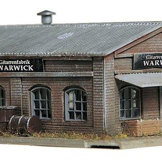 Piko Piko 60011 Werkplaats Warwick (Schaal N)