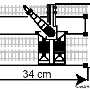 Kibri Kibri 37442 Großbekohlungsanlage (Spur N)