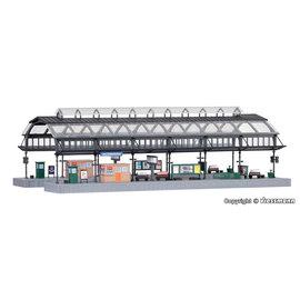 Kibri Kibri 37758 Platform roof grey (Gauge N)
