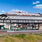 Kibri Kibri 37758 Bahnsteighalle grau (Spur N)