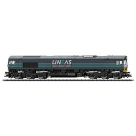 Trix Trix 22693 Diesellokomotive Class 66 LINEAS DCC Sound Epoche VI (Spur H0)