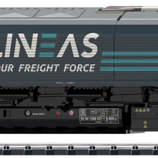 Trix Trix 22693 LINEAS-diesellocomotief serie 66 DCC Sound tijdperk VI (schaal H0)