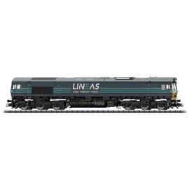 Märklin Märklin 39062 Class 66 LINEAS diesel locomotive AC Sound era VI (gauge H0)
