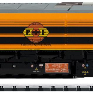Märklin Märklin 39061 Diesellocomotief klasse 66 RRF AC Sound tijdperk VI (schaal H0)