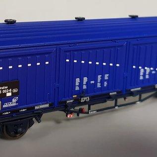 """Exact Train Exact Train Ex20810 NS  """"Hbis Nr. 23 84 STRUKTON 225 5002-6"""", Epoche V (Spur H0)"""