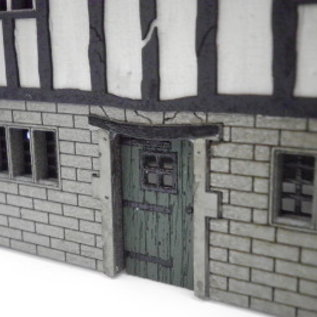 Ancorton Models Ancorton OOTC1 Tudor Cottage (Spur H0/OO, lasercut)