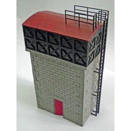 Ancorton Models Ancorton OOWT1 Water Toren (schaal H0/00, lasercut)