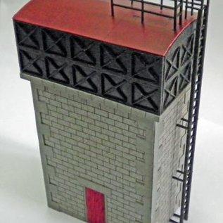 Ancorton Models Ancorton OOWT1 Wasserturm (Spur H0/OO, lasercut)
