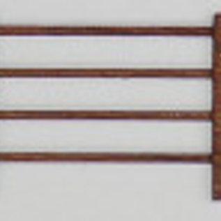 Ancorton Models Ancorton OOF3 Holzzäune (Spur H0/OO, lasercut)