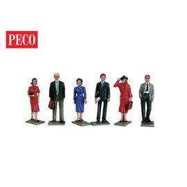 Peco Peco OP-11 Arbeiter (Spur 0)