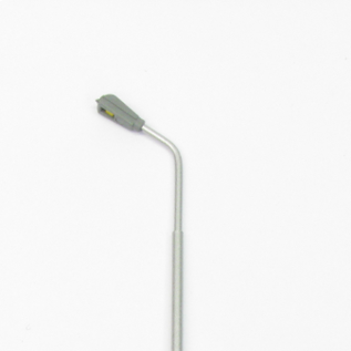 Digikeijs Digikeijs DR60201 Straatlamp enkel met Warm Witte led (4 stuks) (schaal N)