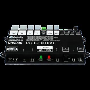 Digikeijs Digikeijs DR5000-ADJ DCC Multi-bus centrale
