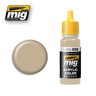 MIG Jimenez MIG 0009 RAL 7027 Sandgrau (17 ML)