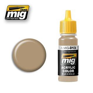 MIG Jimenez MIG 0013 RAL 8000 Gelbbraun (17 ML)