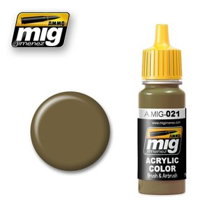 MIG Jimenez MIG 0021 7K Russian Tan (17 ML)