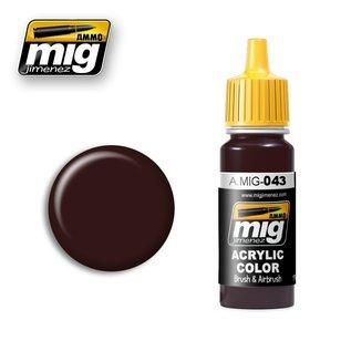 MIG Jimenez MIG 0043 Shadow Rust (17 ML)