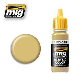 MIG Jimenez MIG 0055 Oil Ochre (17 ML)