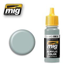 MIG Jimenez MIG 0063 RLM 76 Pale Grey (17 ML)