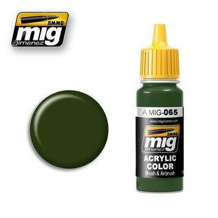 MIG Jimenez MIG 0065 Forest Green (17 ML)