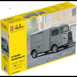 Heller Heller 80768 Citroen Fourgon HY (Schaal 1:24)