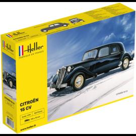 Heller Heller 80763 Citroen 15 CV (Schaal 1:24)