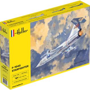Heller Heller 30520 F-104G Starfighter (Schaal 1:48)