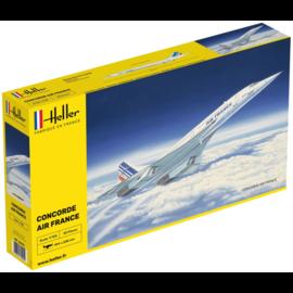 Heller Heller 80445 Concorde Air France (Maßstab 1:125)