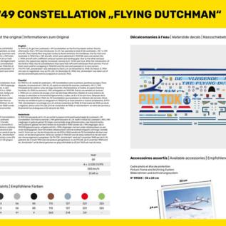 Heller Heller 80393 L-749 Constellation 'Flying Dutchman' (Maßstab 1:72)