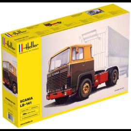 Heller Heller 80773 Scania Truck LB-141 (Scale 1:24)