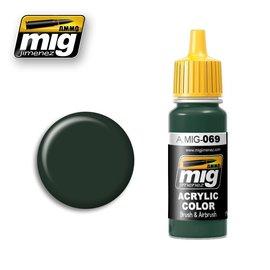 MIG Jimenez MIG 0069 Blue Green (17 ML)