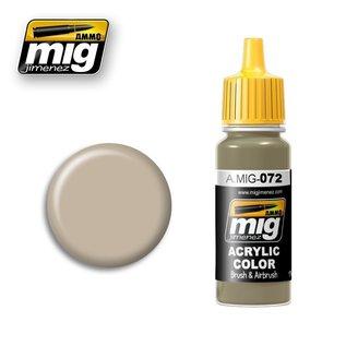 MIG Jimenez MIG 0072 Dust (17 ML)