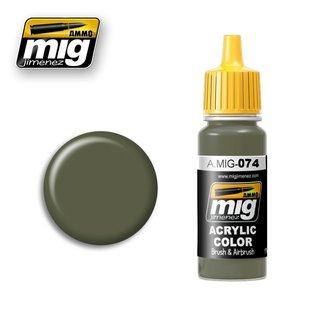 MIG Jimenez MIG 0074 Green Moss (17 ML)