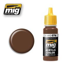MIG Jimenez MIG 0076 Brown Soil (17 ML)
