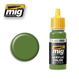 MIG Jimenez MIG 0080 Bright Green (17 ML)