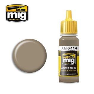 MIG Jimenez MIG 0114  Zimmerit Ochre Color (17 ML)
