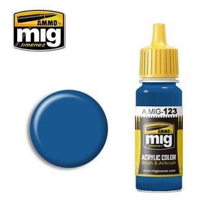 MIG Jimenez MIG 0123 Marine Blue (17 ML)