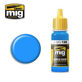 MIG Jimenez MIG 0128 Cyan (17 ML)