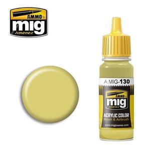 MIG Jimenez MIG 0130 Faded Yellow (17 ML)